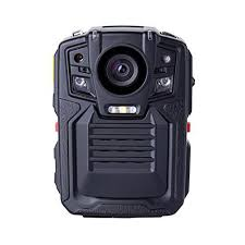 Body worn CCTV camera for security